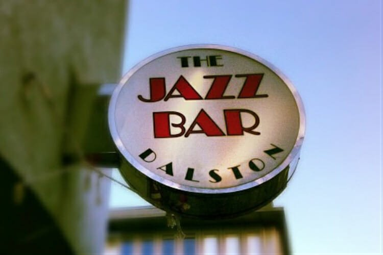 Dalston Jazz Bar