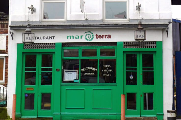 Mar i Terra Waterloo restaurants
