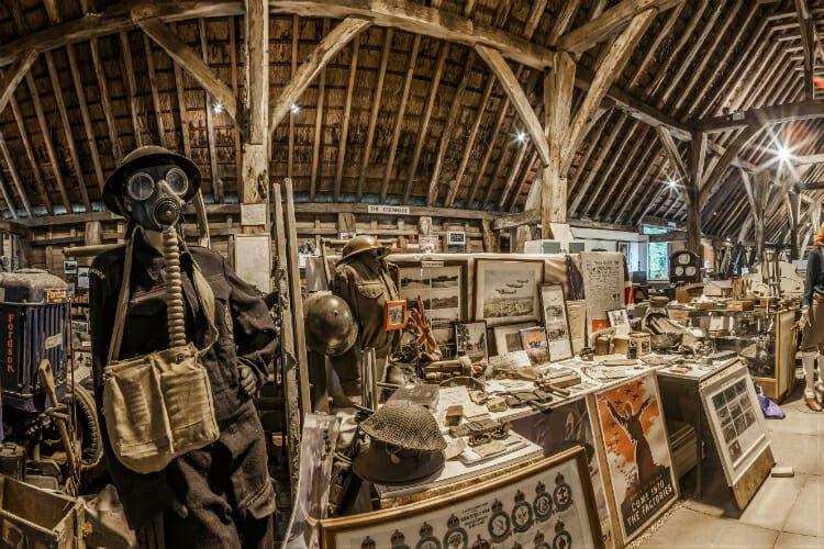 Tithe Barn Museum
