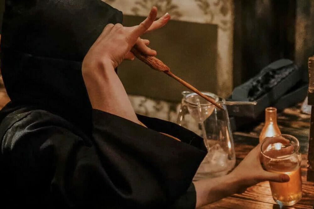 cauldron magic bar london