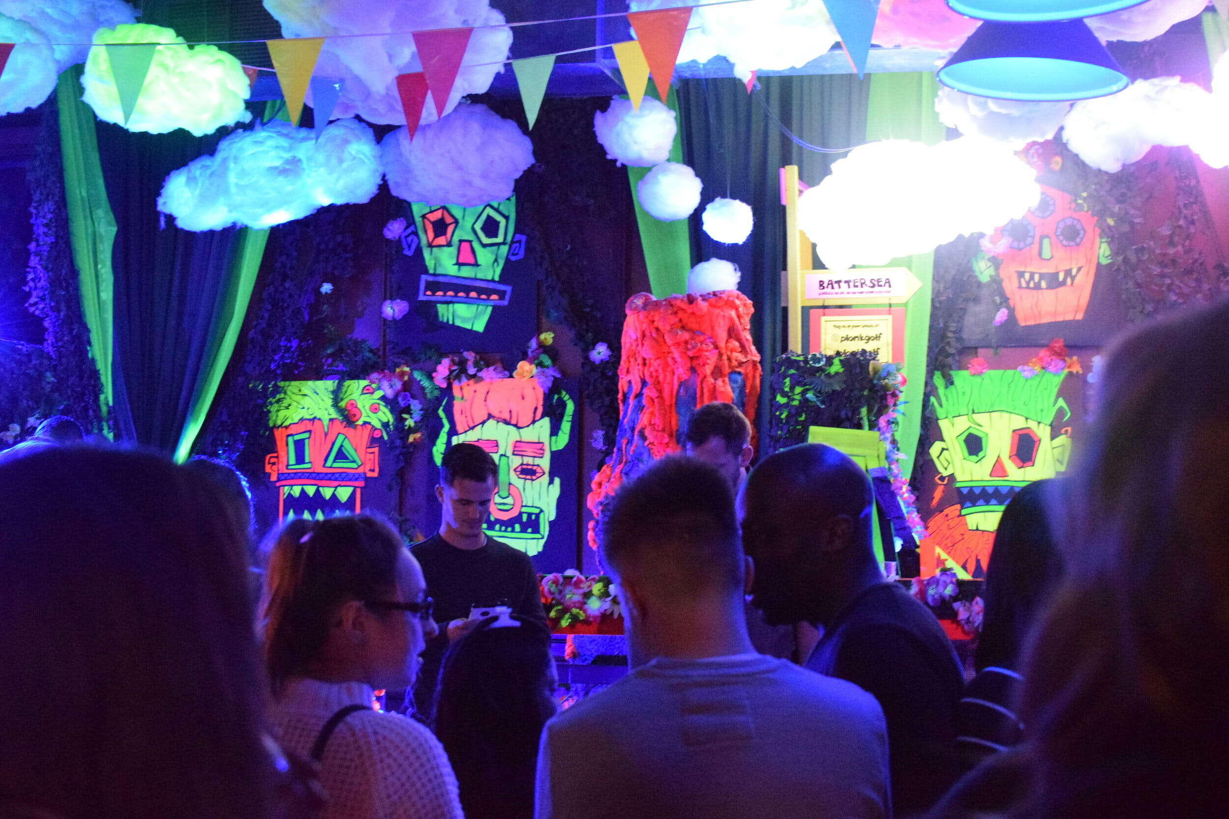 Four Thieves fun birthday bars