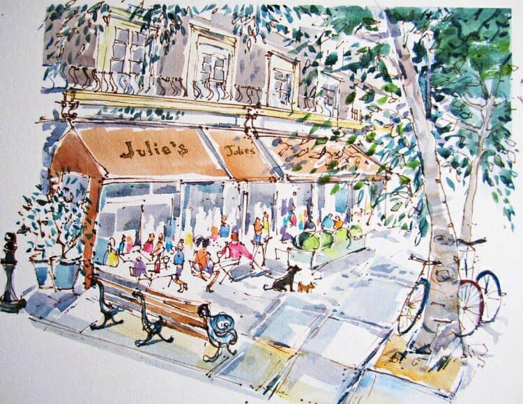 Julie's Notting Hill