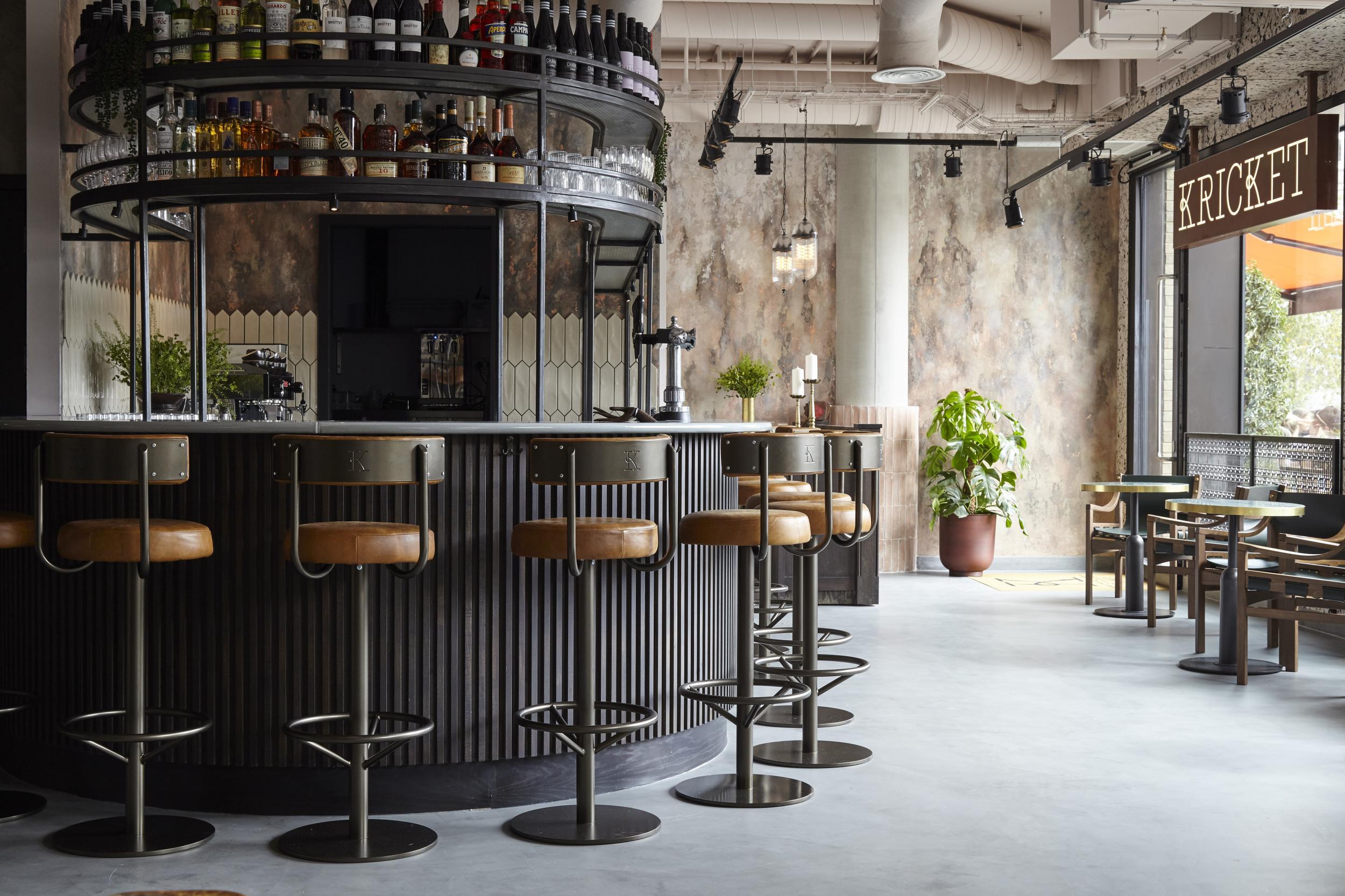 Kricket date restaurants london
