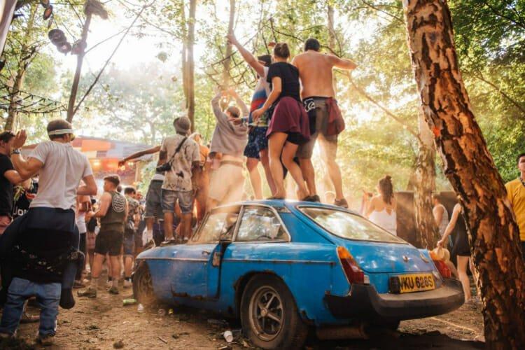 lost village festival