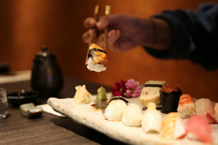 Nippon Izakaya sushi restaurants London