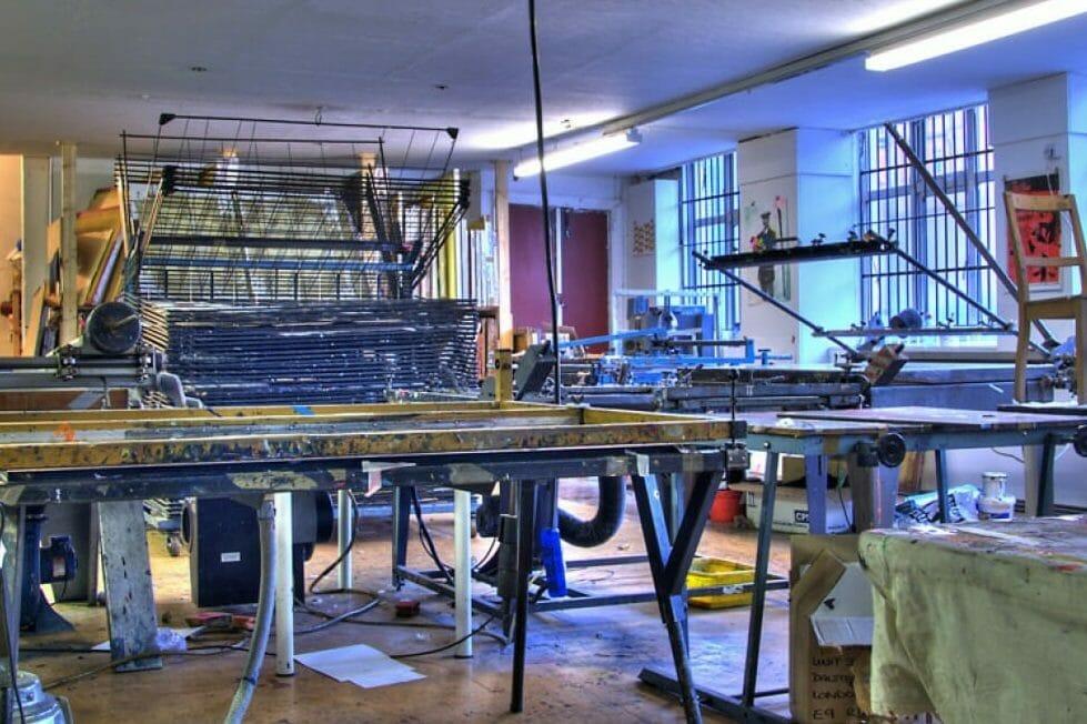 printing class London