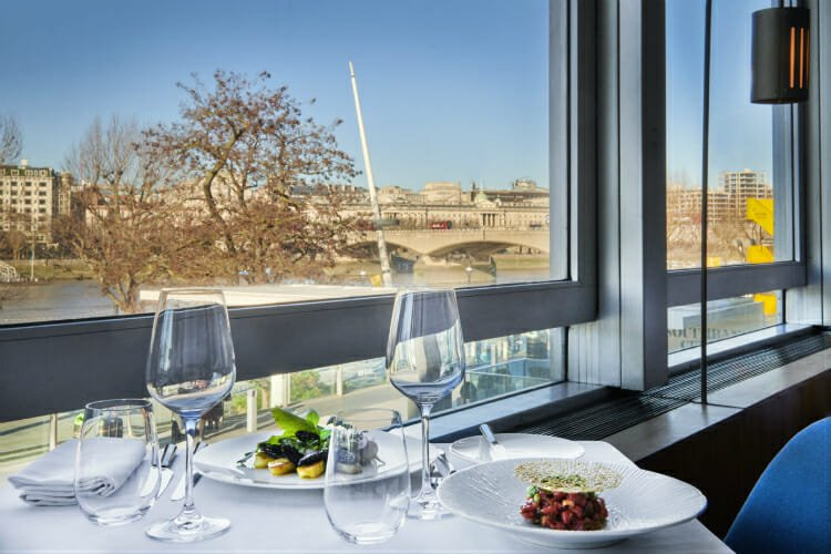 skylon restaurants with a view