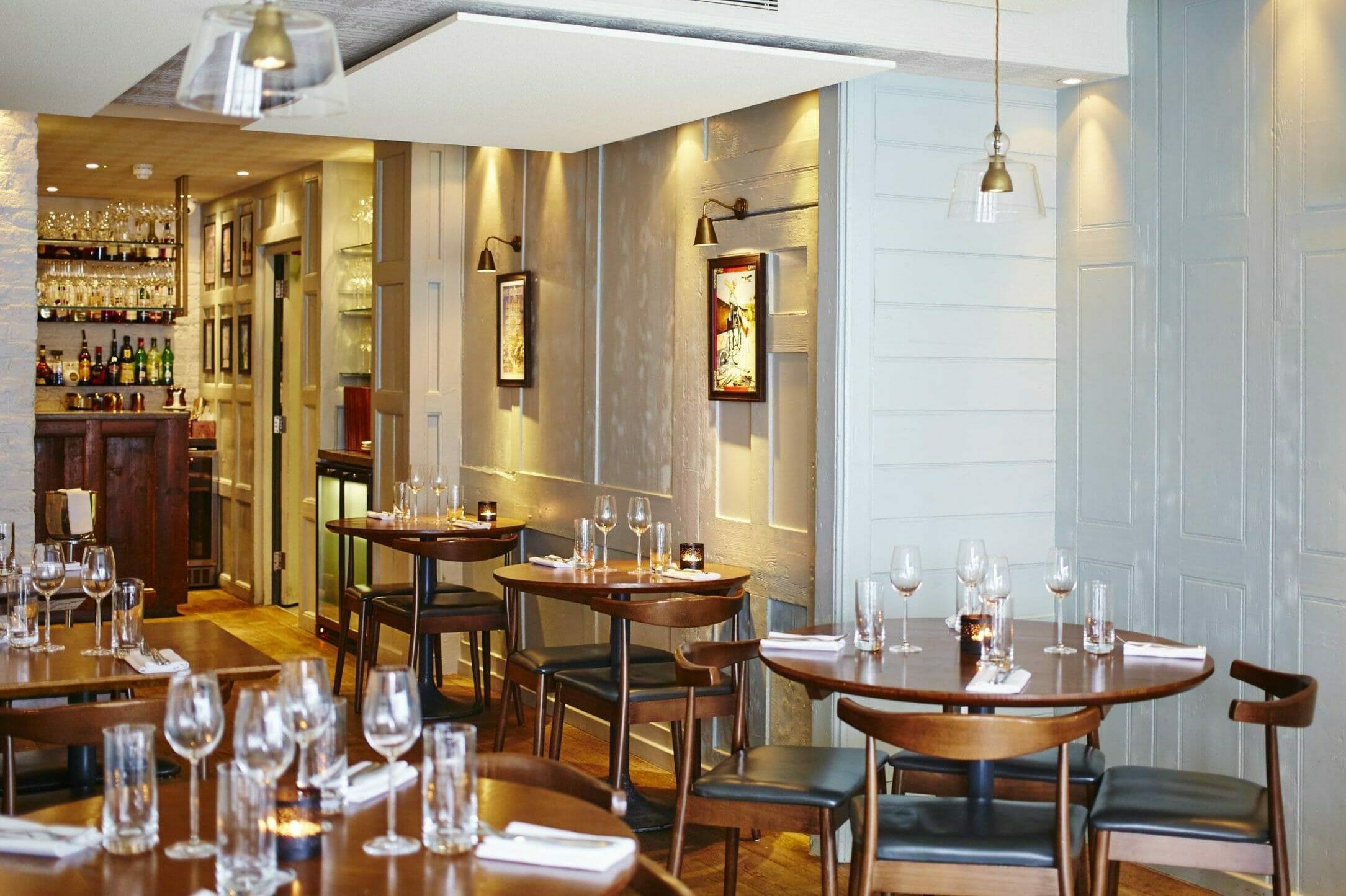 Trishna best Indian restaurants London