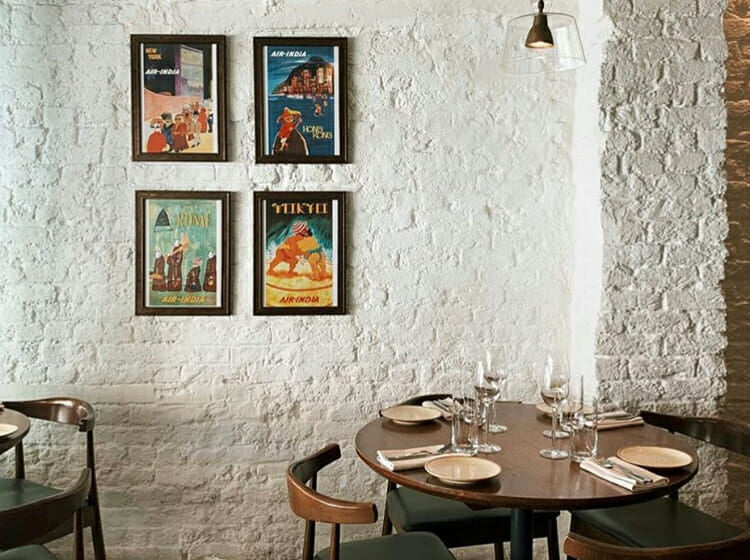 Trishna best Indian restaurants London