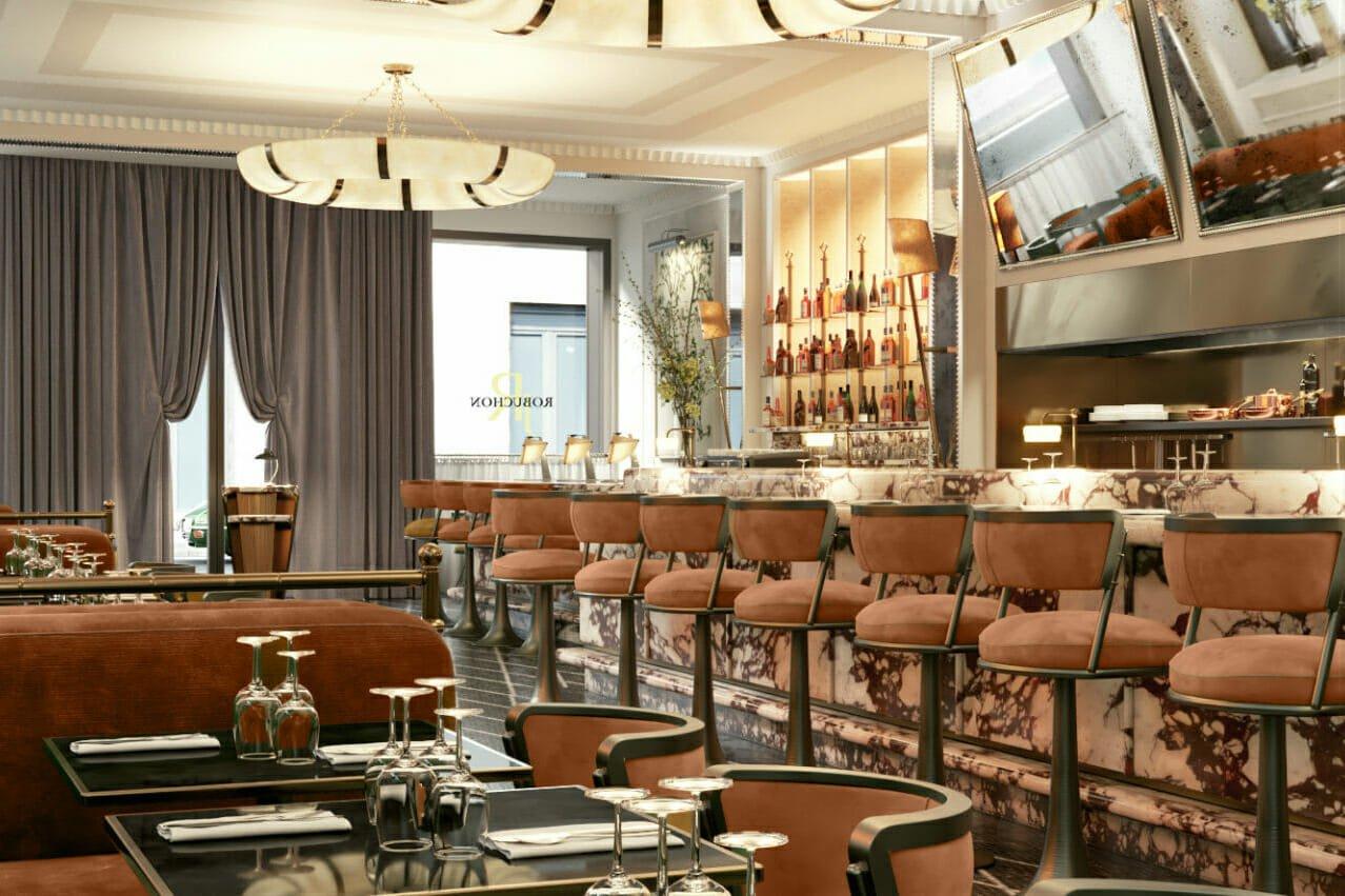 Le Comptoir Robuchon restaurant opening soon