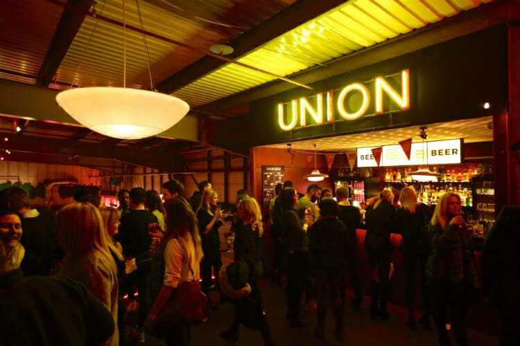 Union Bar Hawker House