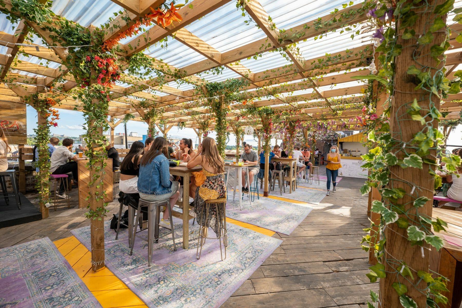 peckham rooftop bar