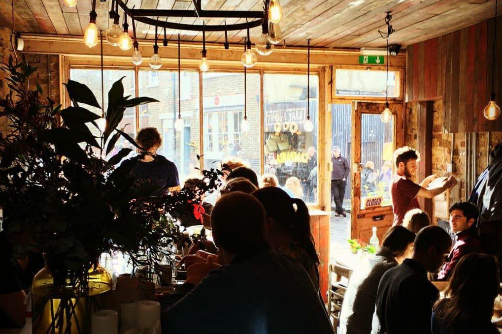 Romantic restaurants: Campania
