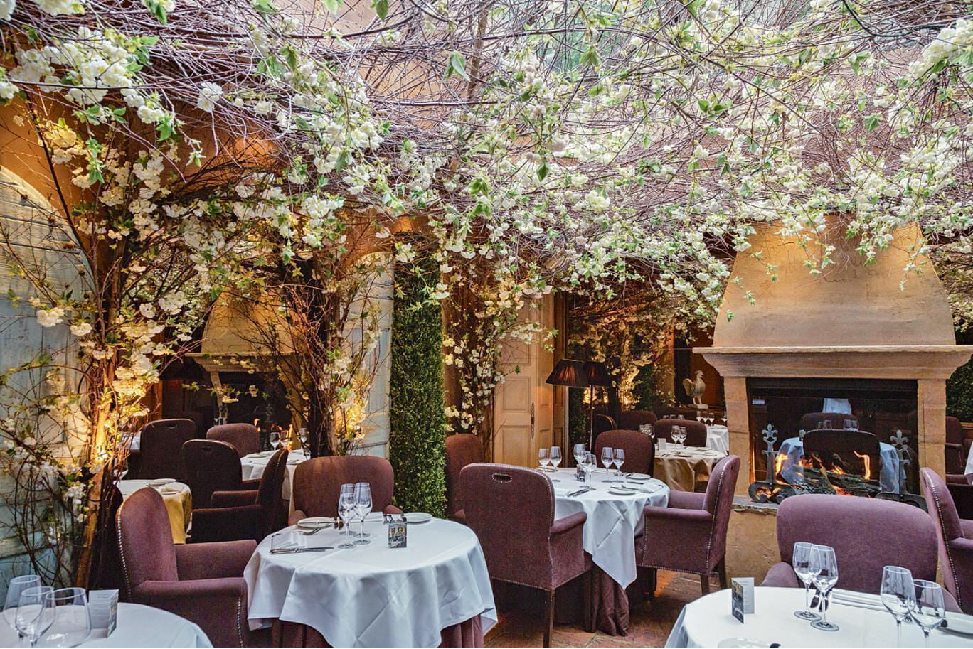Clos Maggiore romantic restaurants London