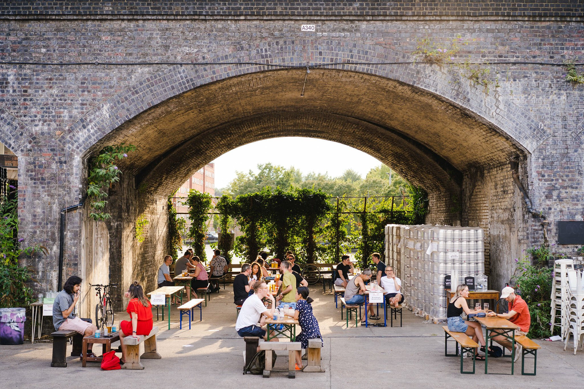 beer date ideas london