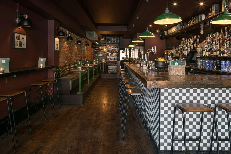 Homeboy bar St Patricks Day London 2020