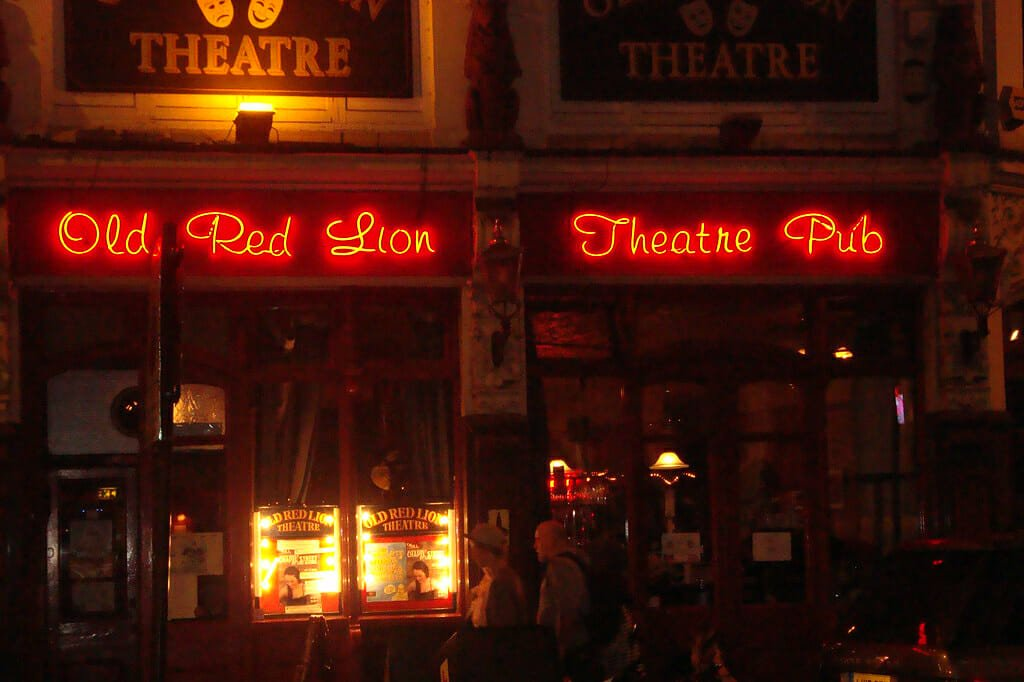 Red Lion Angel Pubs