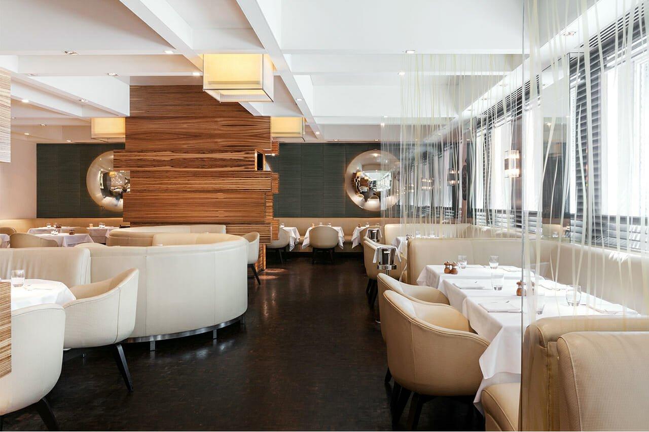 Locanda Locatelli Michelin Star restaurants London