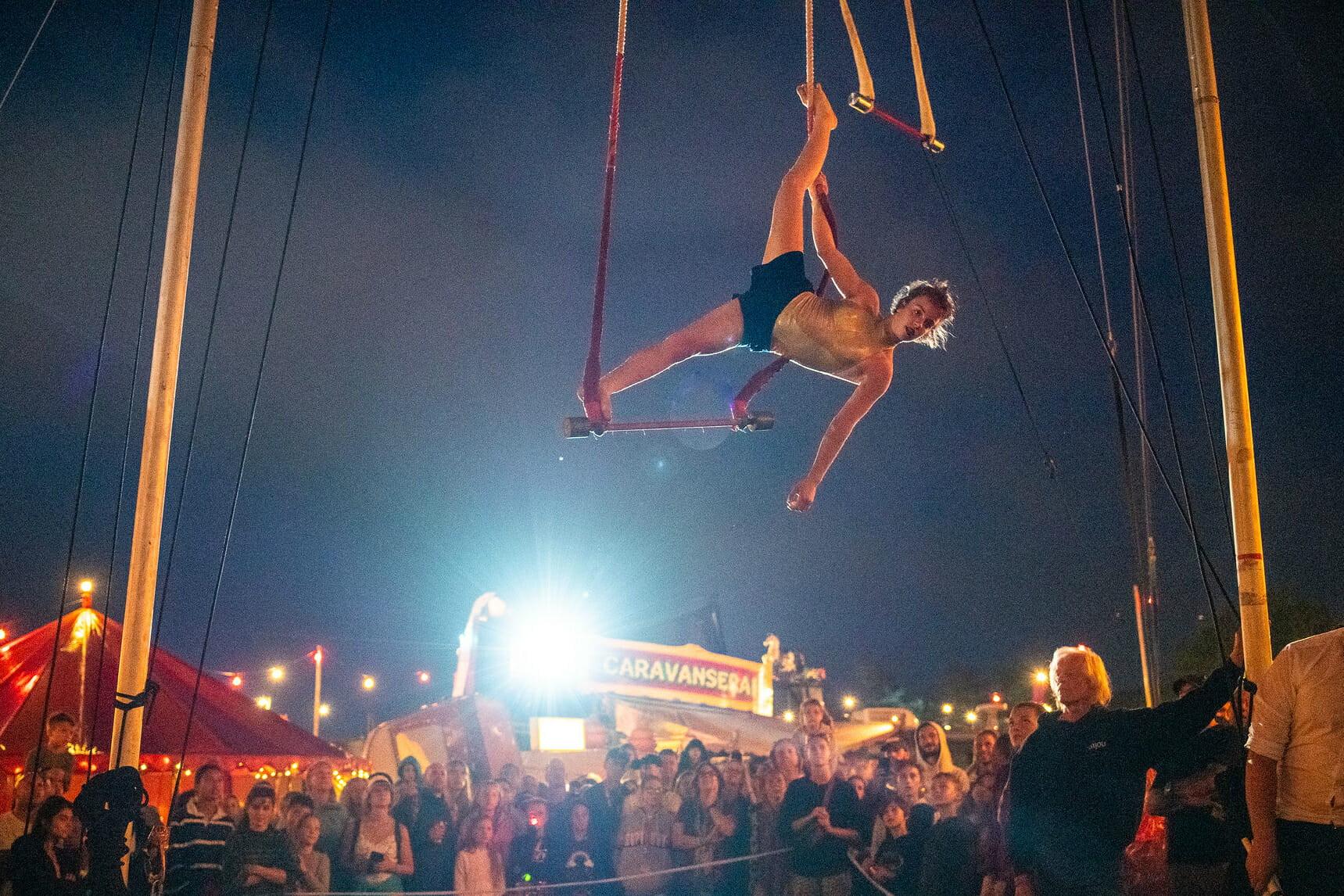 Travelling Circus Mercato Metropolitano