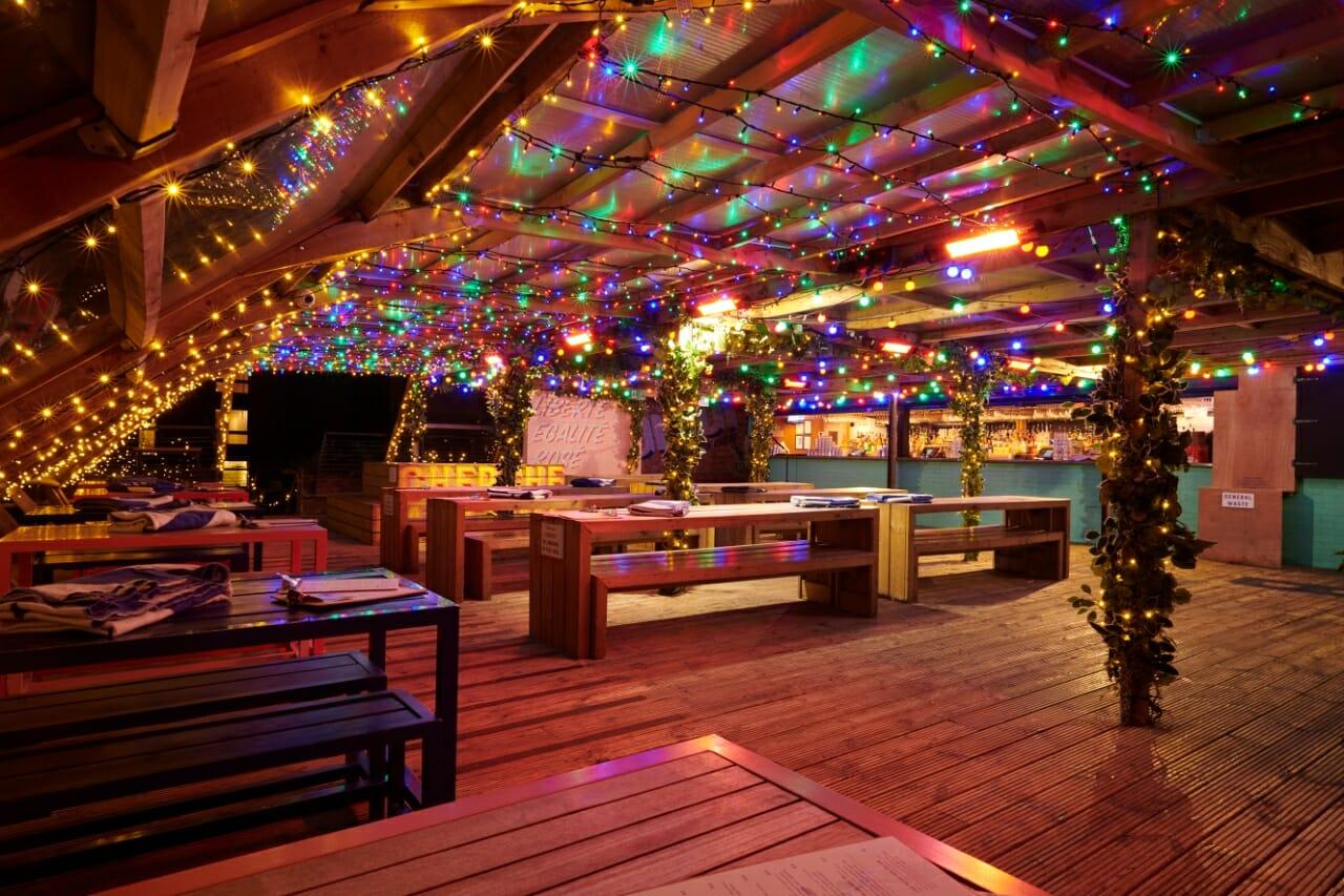 Bar Elba NYE