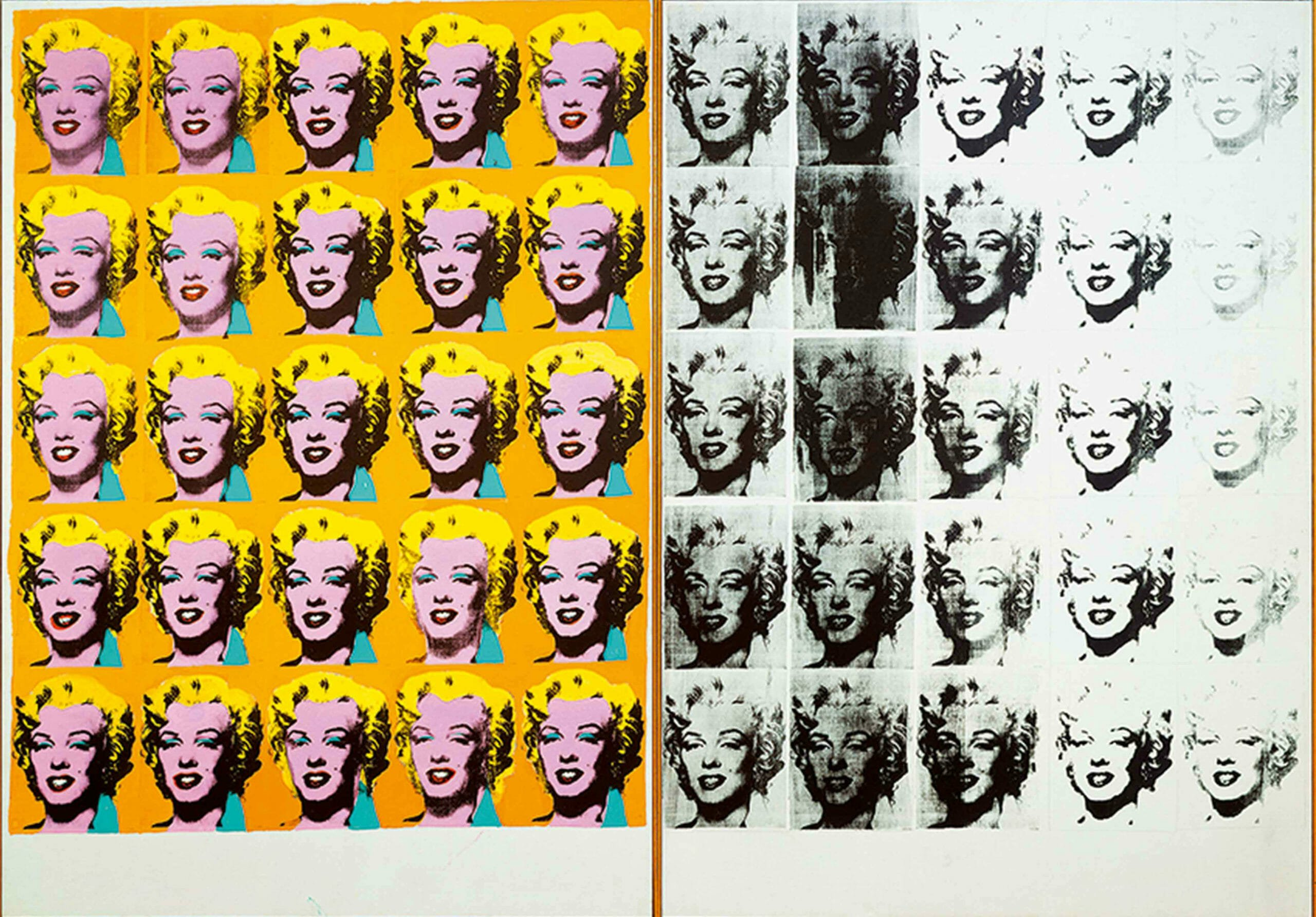 Andy Warhol exhibition London