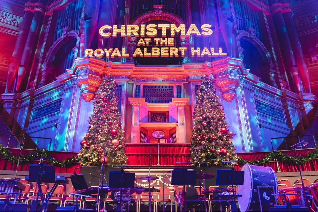 Christmas Royal Albert Hall