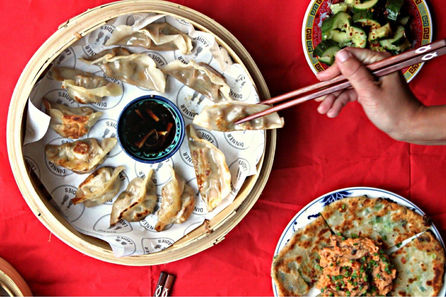 Dinner Ladies Chinese New Year