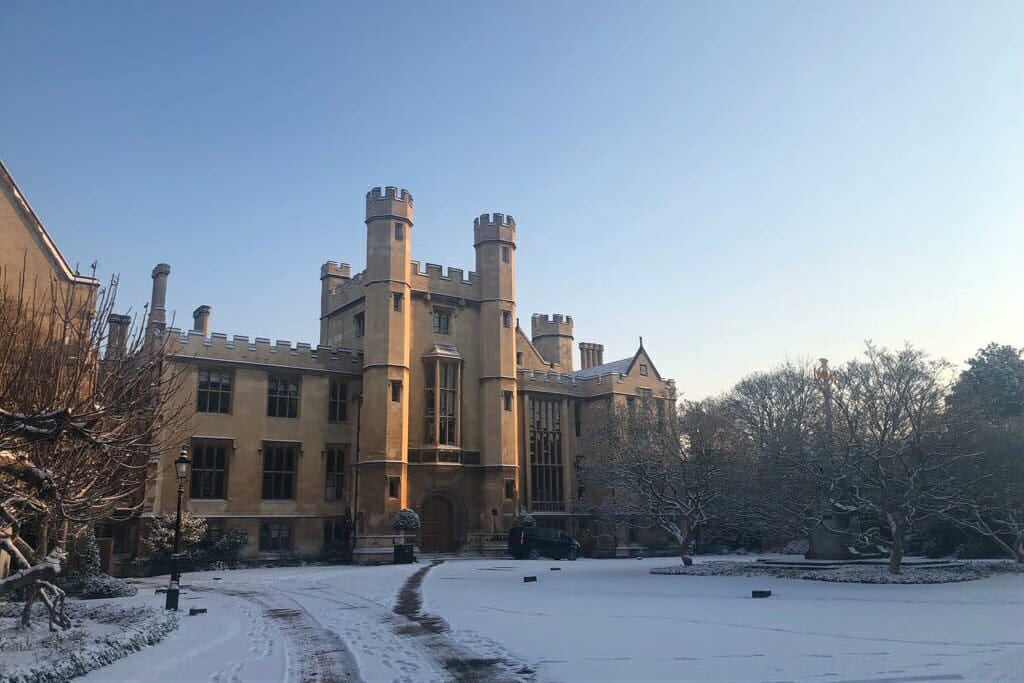 Lambeth palace carols