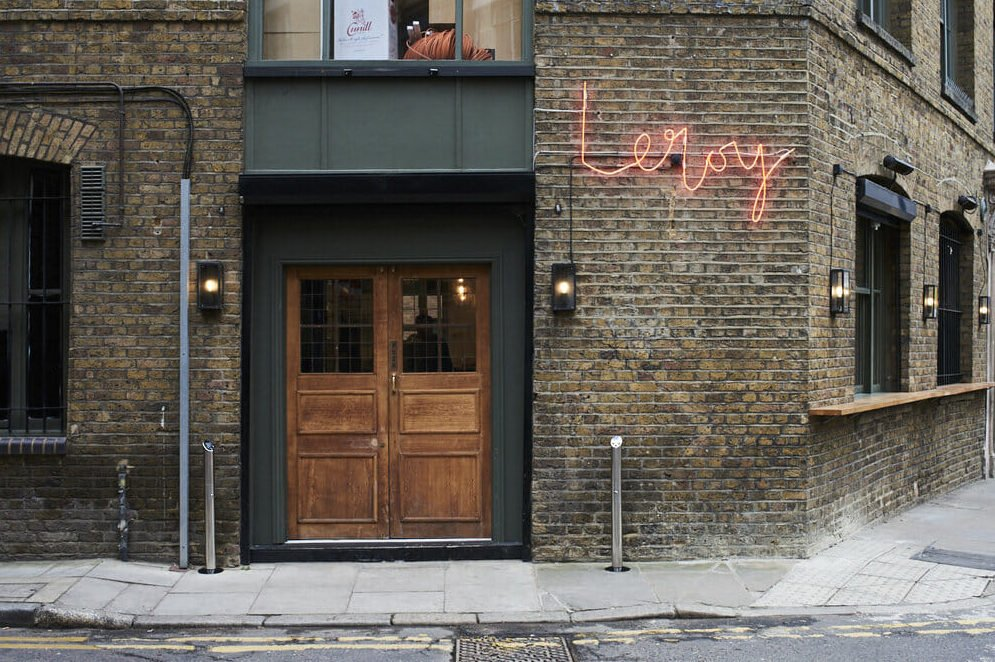 leroy old street restaurants