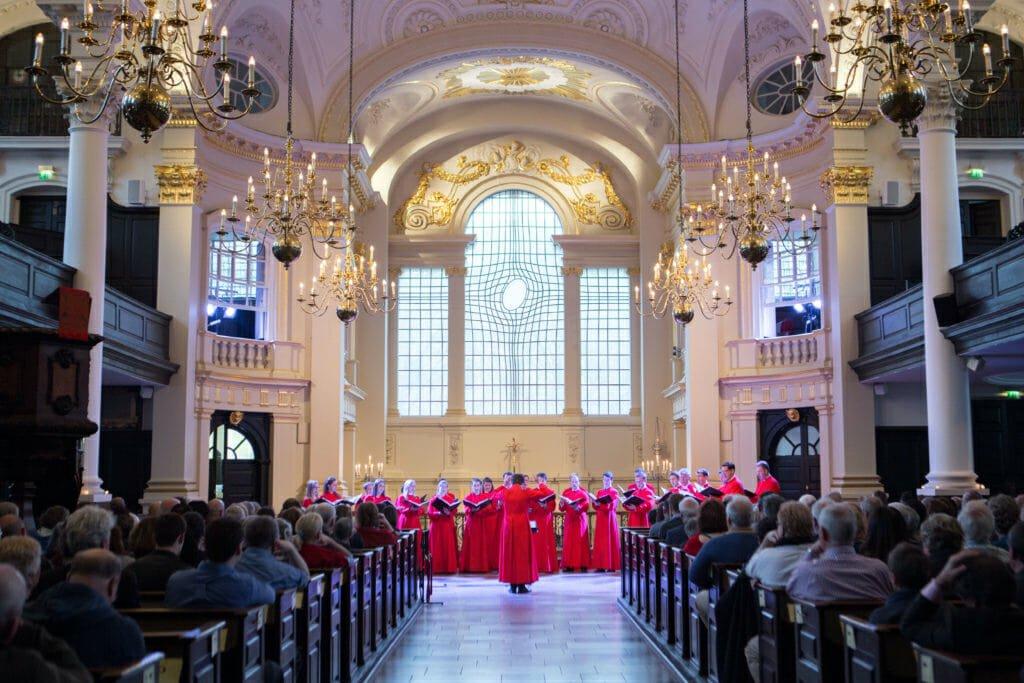 St Martin in the Fields carols