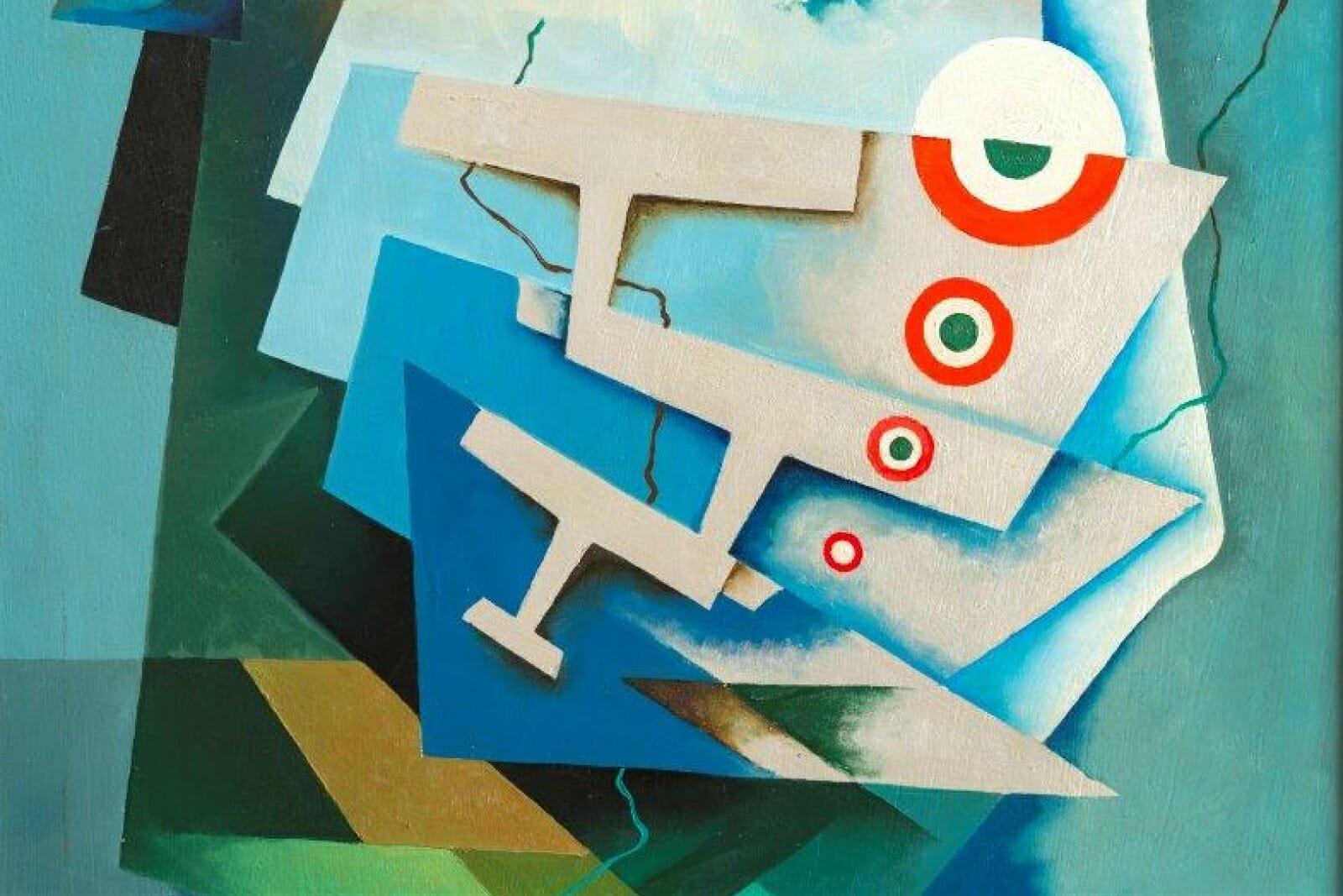 Tullio Crali Estorick Gallery