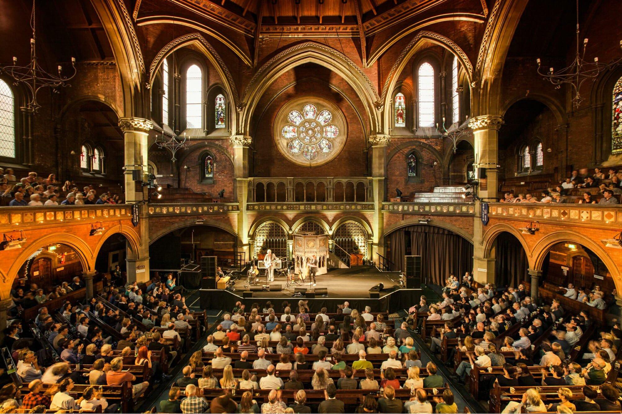 Union Chapel Carol Concert