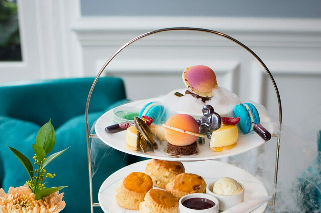 Ampersand Hotel afternoon tea