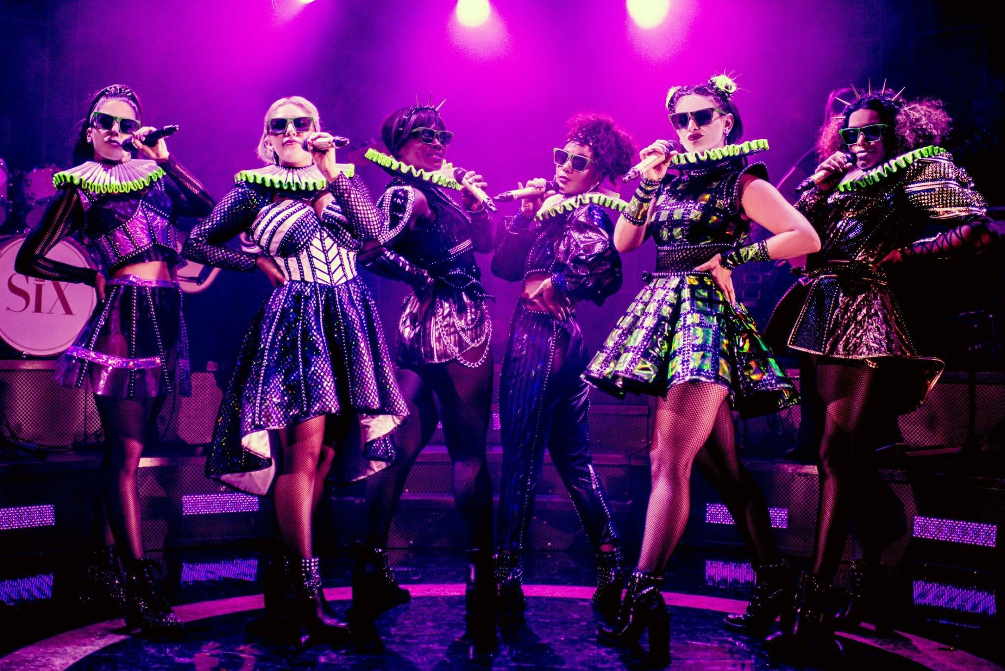 Six musical best theatre London