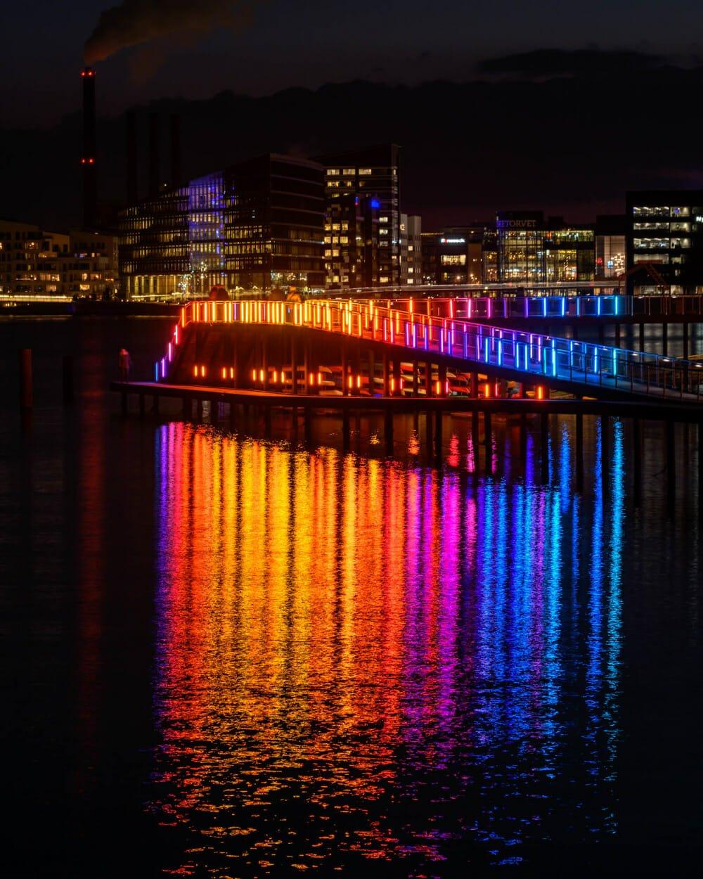 Battersea Light Festival