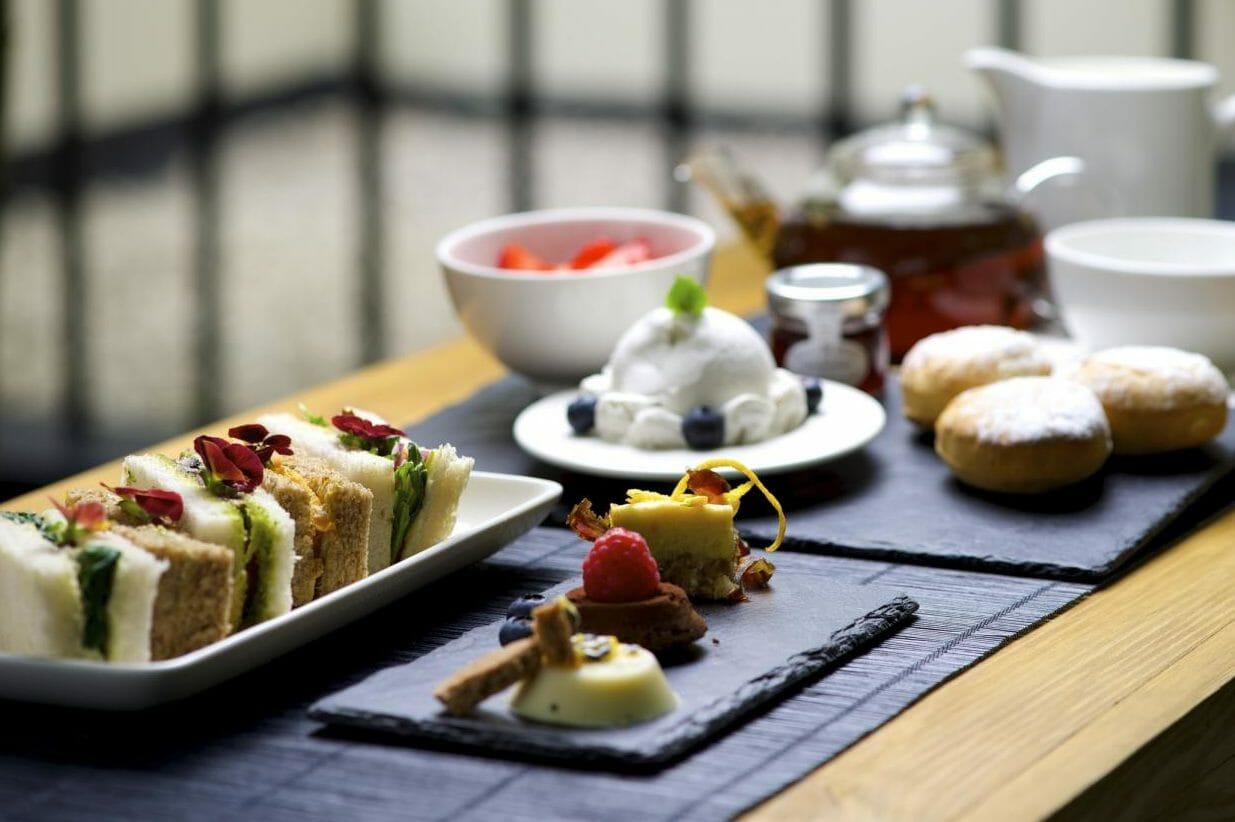 La Suite West afternoon tea London