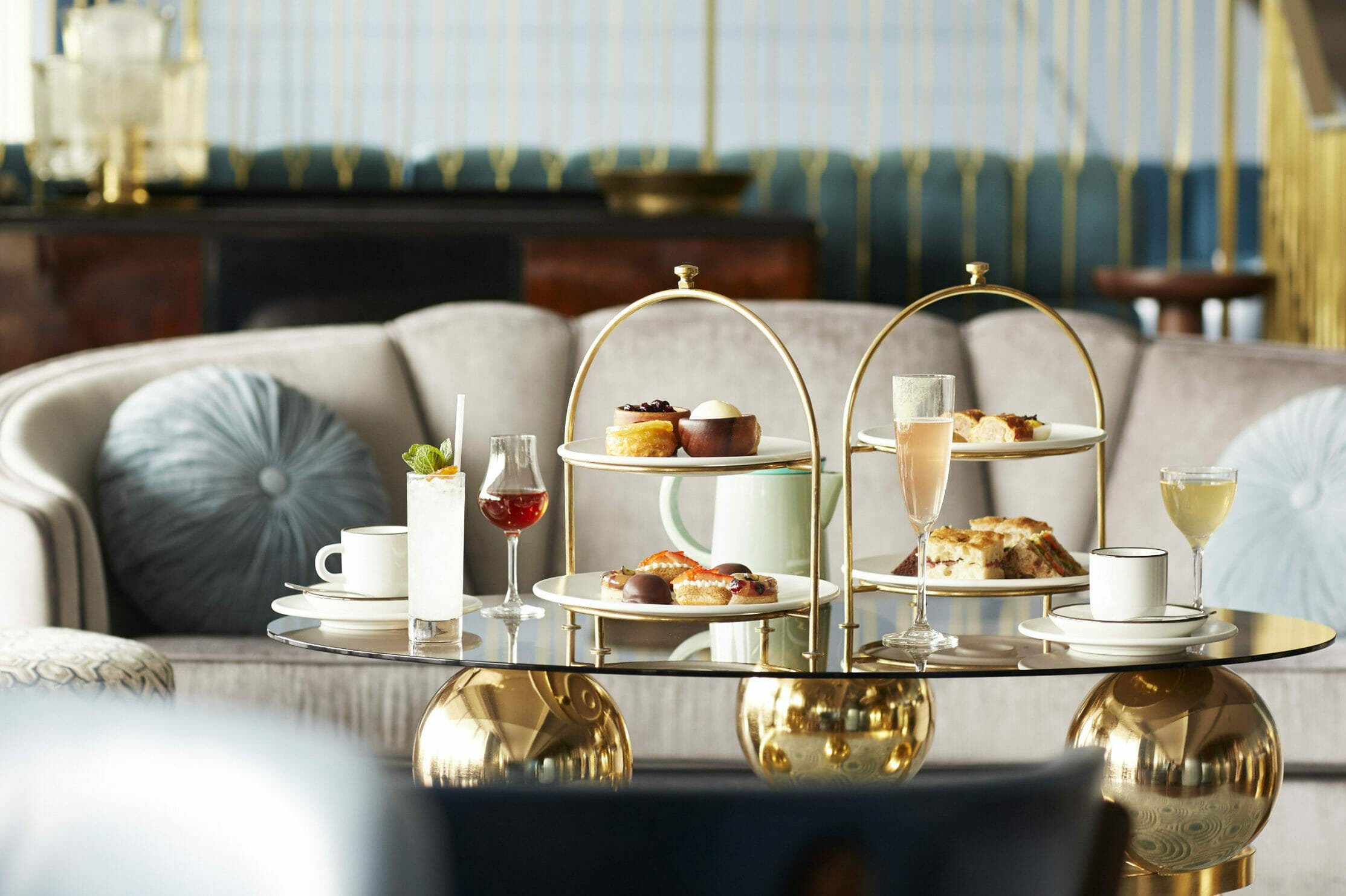 Lyaness afternoon tea London
