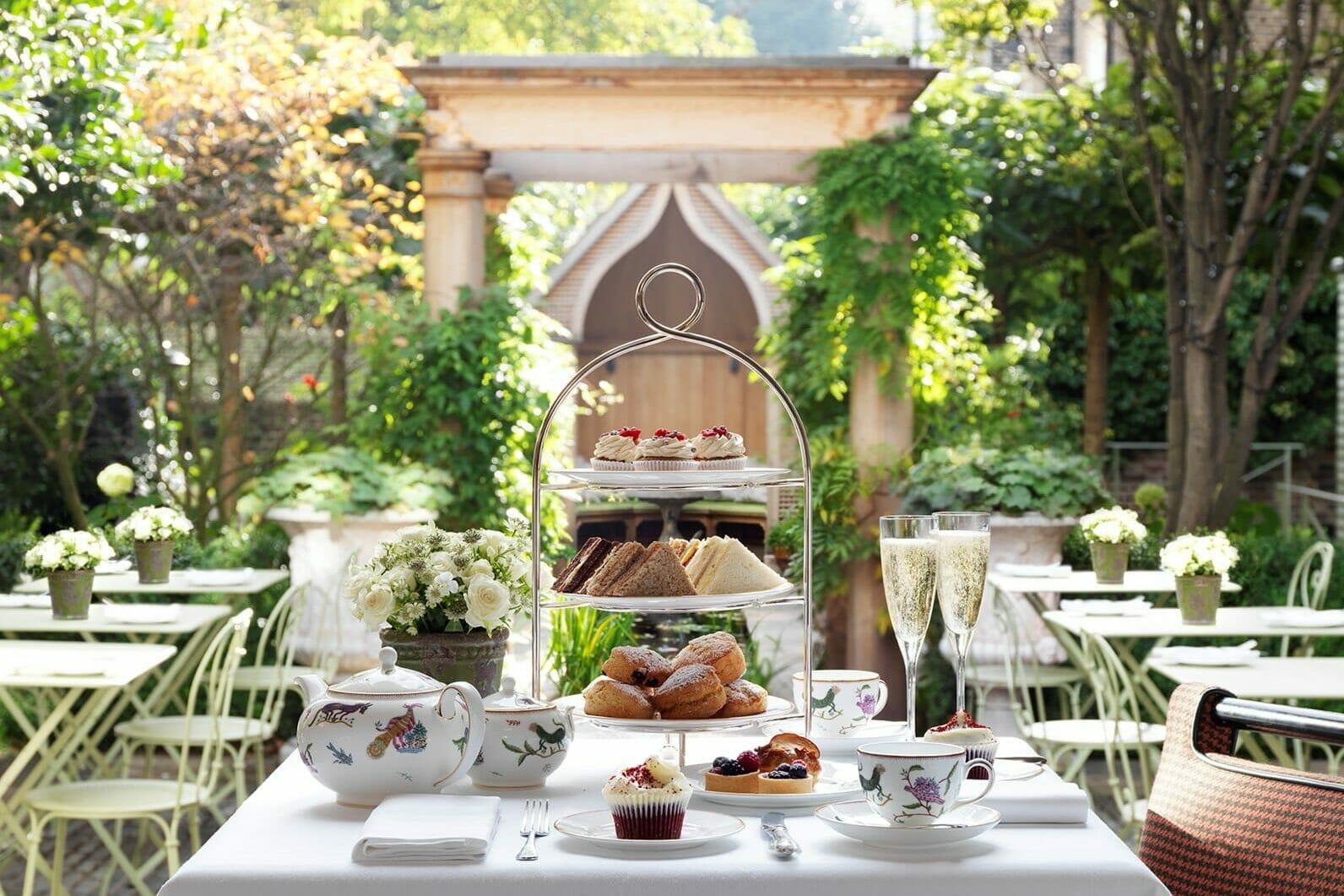 Number 16 Afternoon Tea London