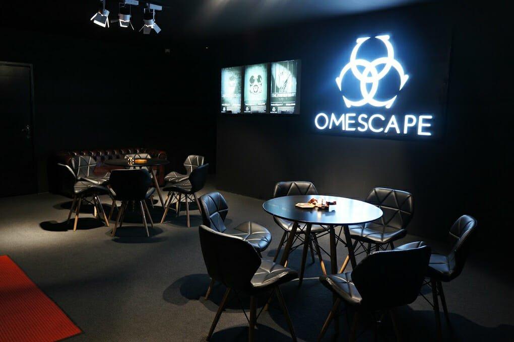 Omescape Room London