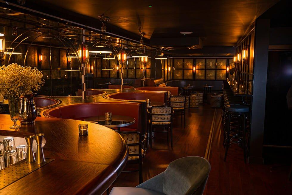 Swift whisky bars London