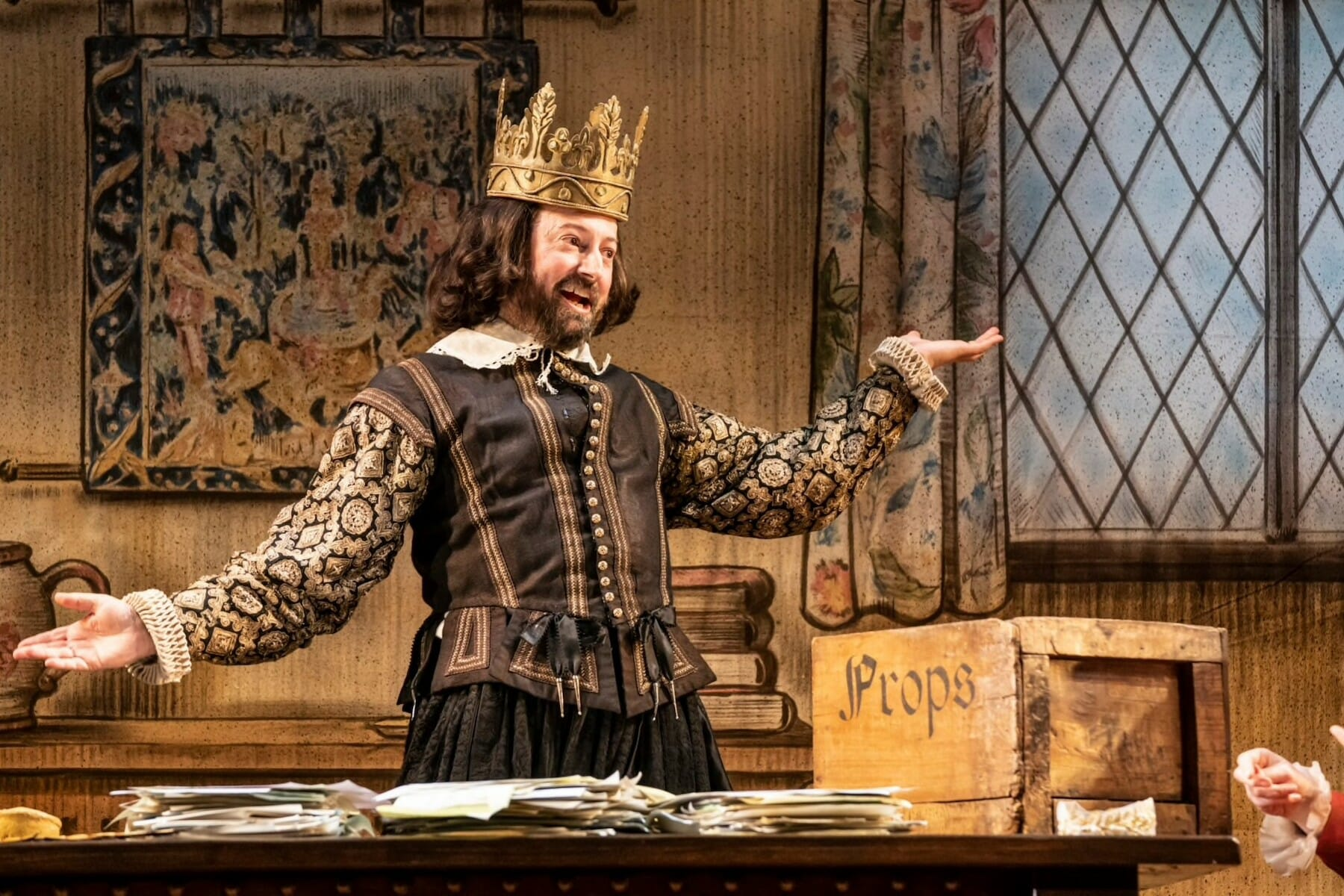 Upstart Crow best London theatre now