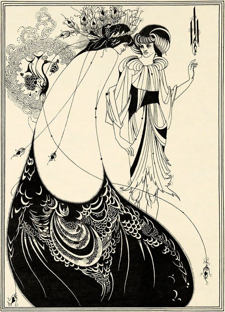 Aubrey Beardsley exhibition London