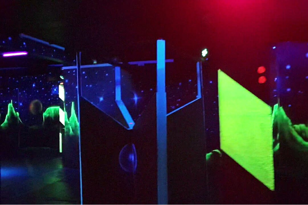 Laser Quest Enfield London