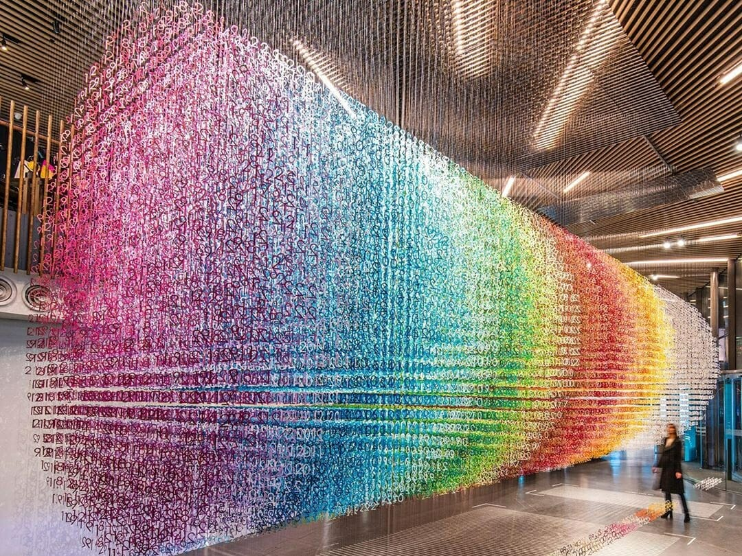 Slices of Time Emmanuelle Moureaux exhibition London