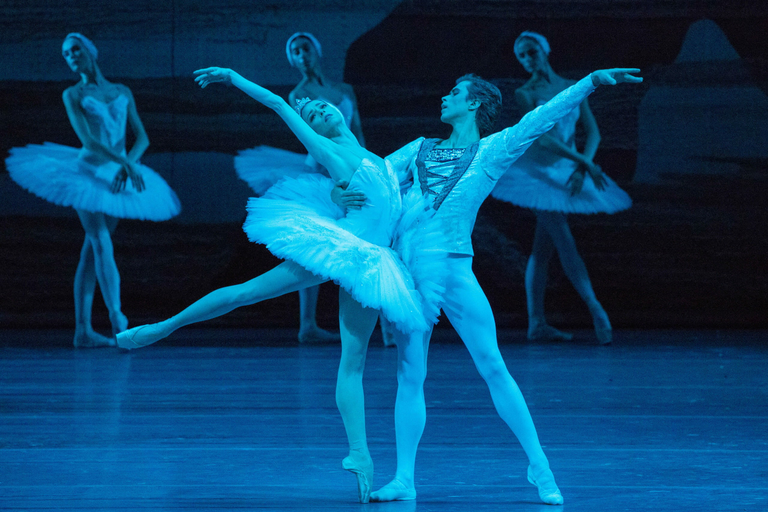 watch ballet livestream home