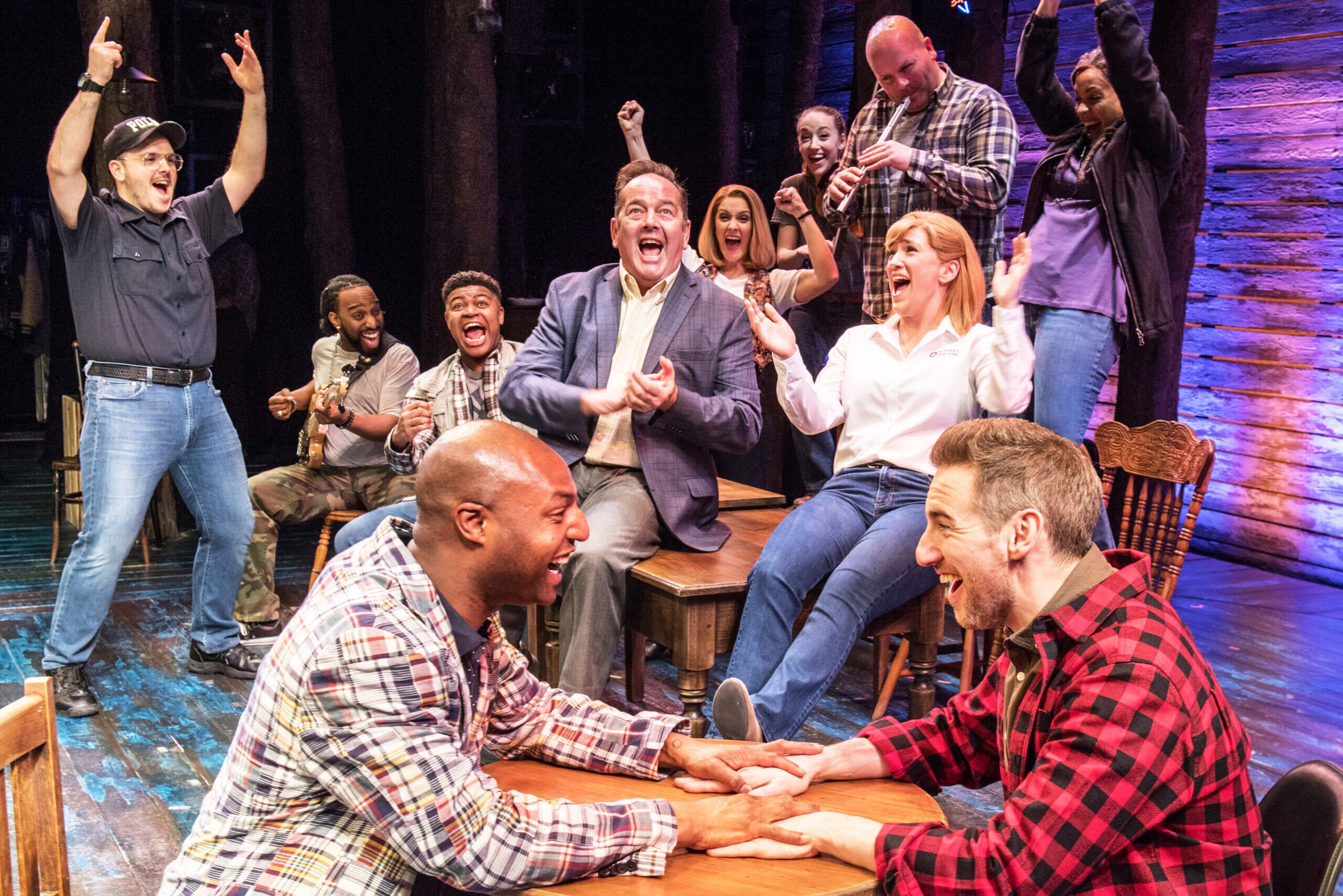 come from away musical booking now