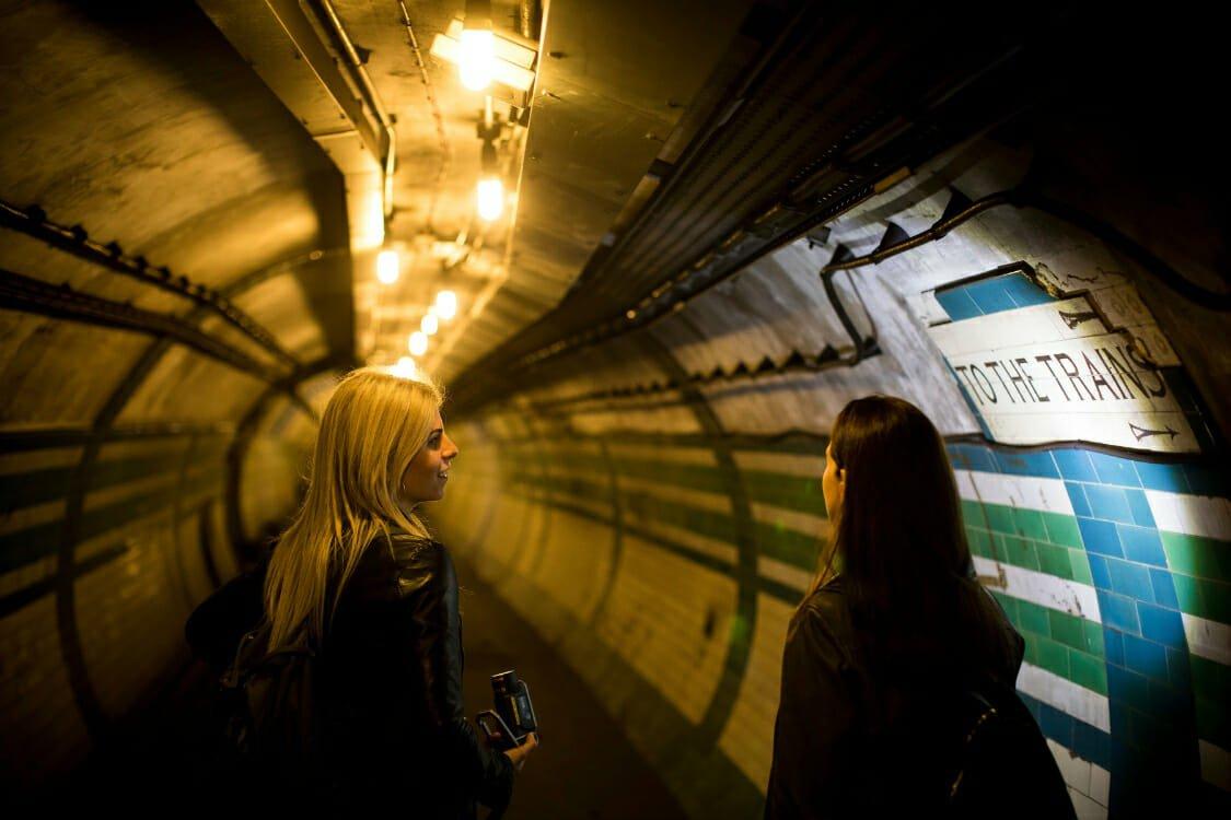 Hidden London Underground Tours