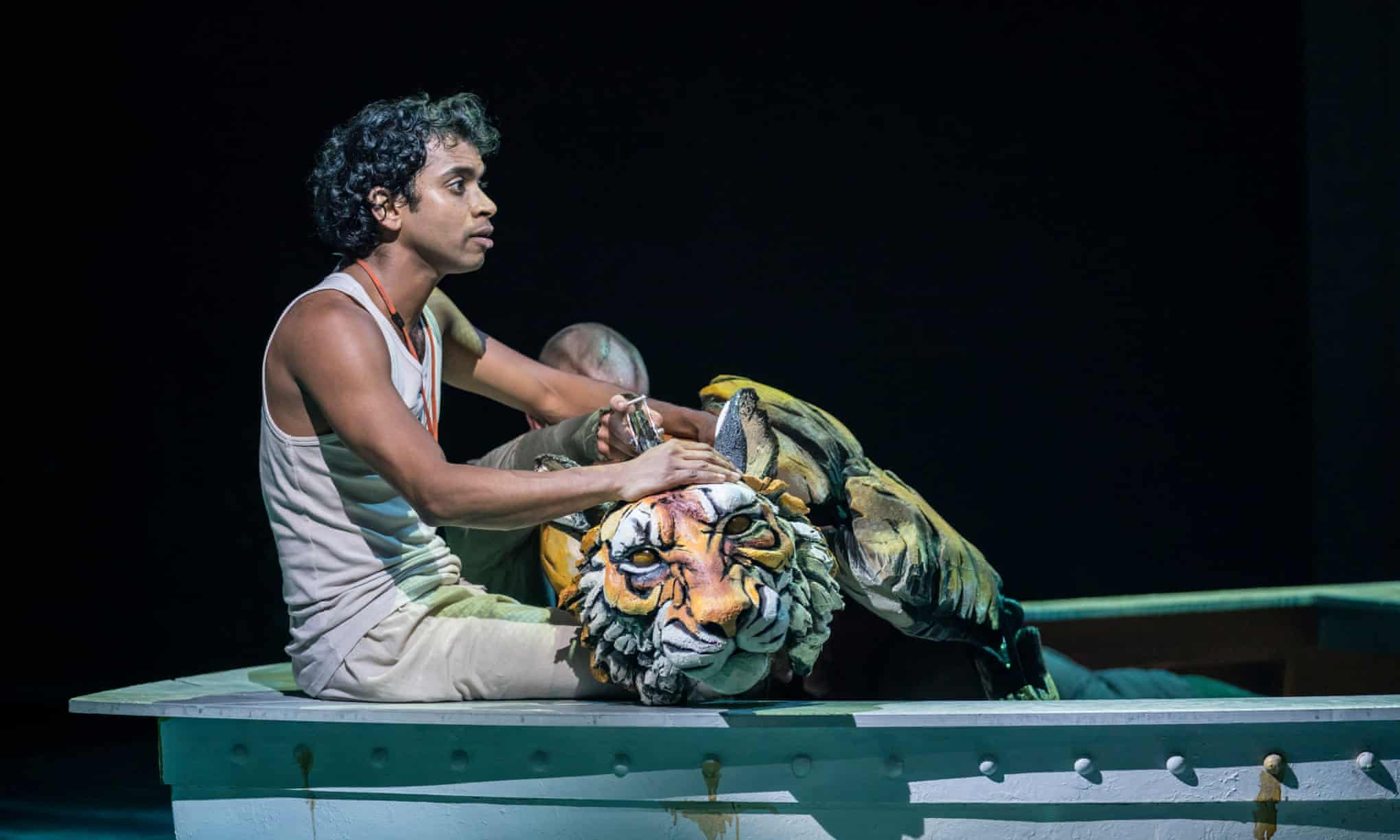 life of pi book theatre tickets london