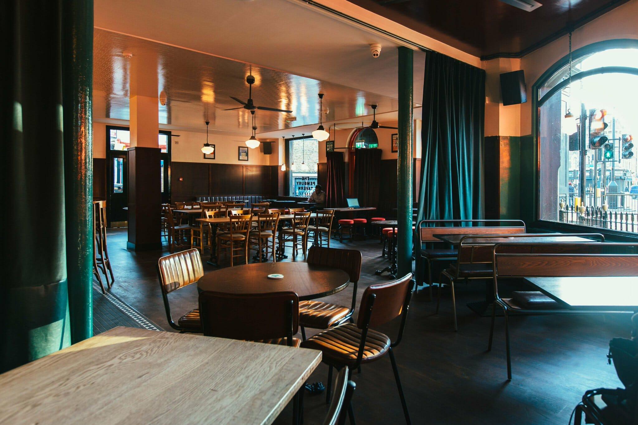 Pembury Tavern virtual pub quiz