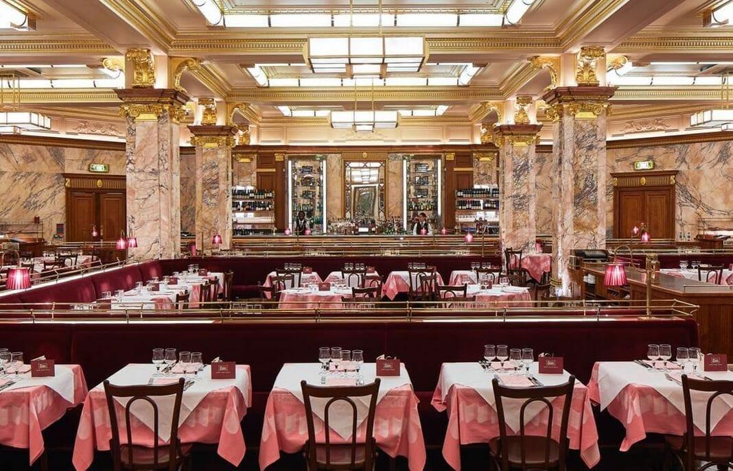 Brasserie zedel open again
